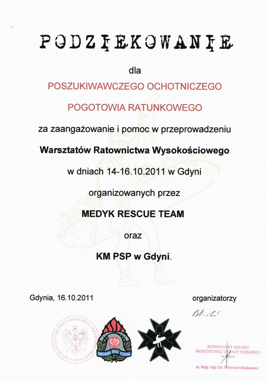 medyk-rescue-team