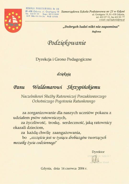 ssp-nr-23-w-gdyni 2004