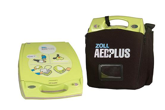 AED ZOLL Plus POPR