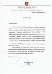 Rekomendacje Prezydenta Miasta Gdyni